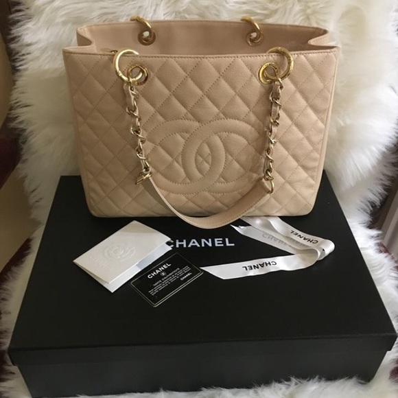 75f38523c700 CHANEL Bags   Soldnotforsale Grand Shopping Tote   Poshmark